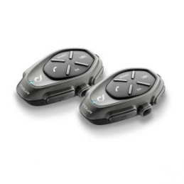 INTERPHONE BLUETOOTH HEADSET TOUR TWIN PACK