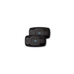 INTERPHONE BLUETOOTH HEADSET EDGE TWIN PACK