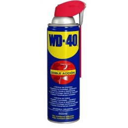WD-40 Multiusos Spray 500ml com dosador de dupla utilização