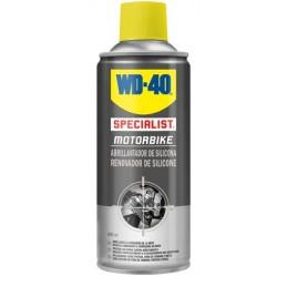 WD-40 Spray silicone para plasticos 400 ml