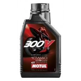 Motul 300V FL Road Racing 10W40 1L