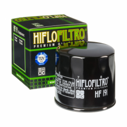 FILTRO ÓLEO HIFLOFILTRO HF191