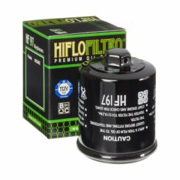 FILTRO ÓLEO HIFLOFILTRO HF197