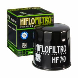 FILTRO ÓLEO HIFLOFILTRO HF740