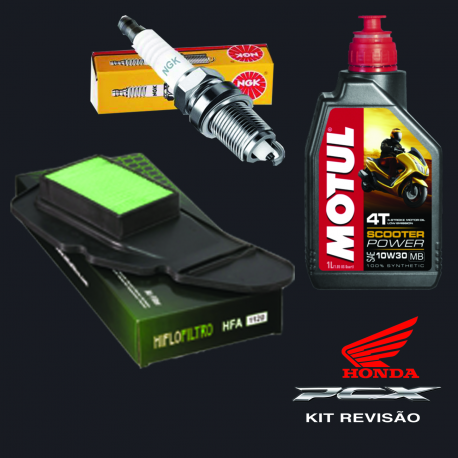 PACK REVISAO HONDA PCX